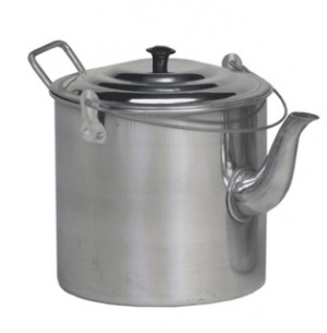 Stainless Steel Teapot Billy 4pt