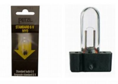 PETZL Standard 6V Replacement Bulb for the MYO headlamp