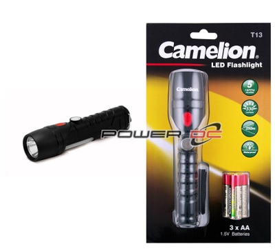 CAMELION LED Flashlight 330 lumens