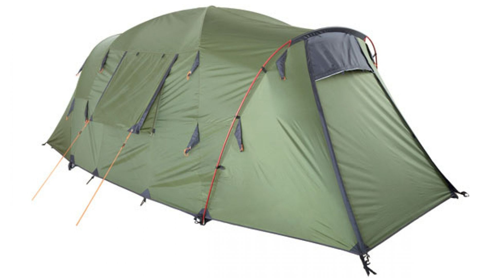 BLACKWOLF Tuff Dome Plus 6 person tent | Bairnsdale Camping & Outdoors