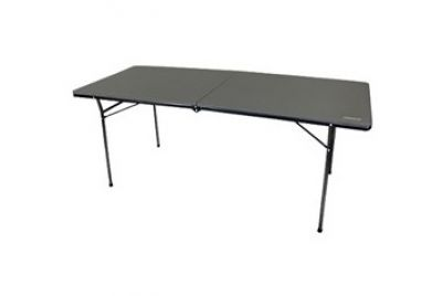 COLEMAN Fold in Half 6 Foot Table