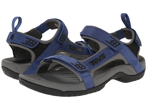 TEVA Mens Tanza Dark Blue Sandal