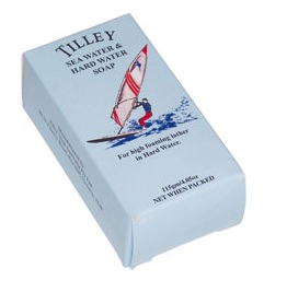 TILLEY Sea Water and Hard Water Soap
