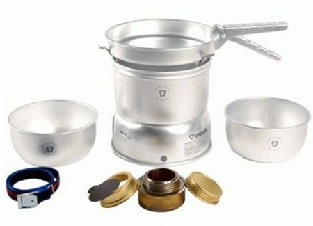 TRANGIA 25 1 Ultra Light complete cooking system