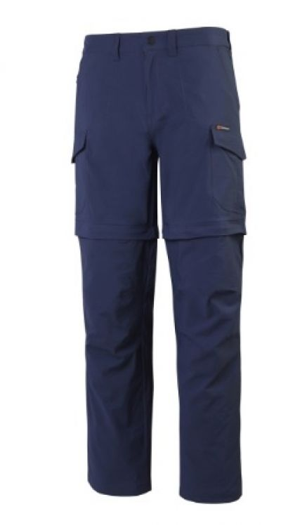 GONDWANA Vanderlin Mens Zip Off Pants