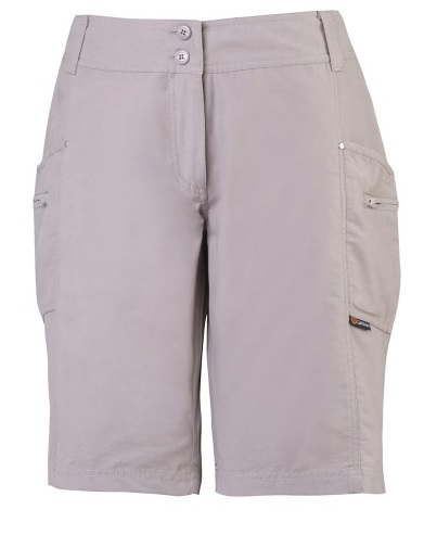 GONDWANA Weiheke Women's Short in Stone Colour