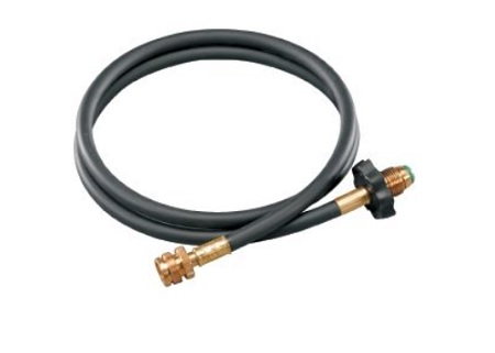 COLEMAN 5 Foot Accessory Gas Hose with POL Fitting
