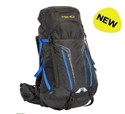 Adventure Hiking Backpack 75 litre
