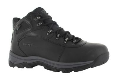 HITEC Mens Altitude Base Campe WP Hiking Boot