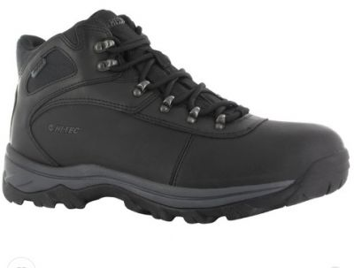HITEC Womens Altitude Base Camp Waterpoof Boot in Black