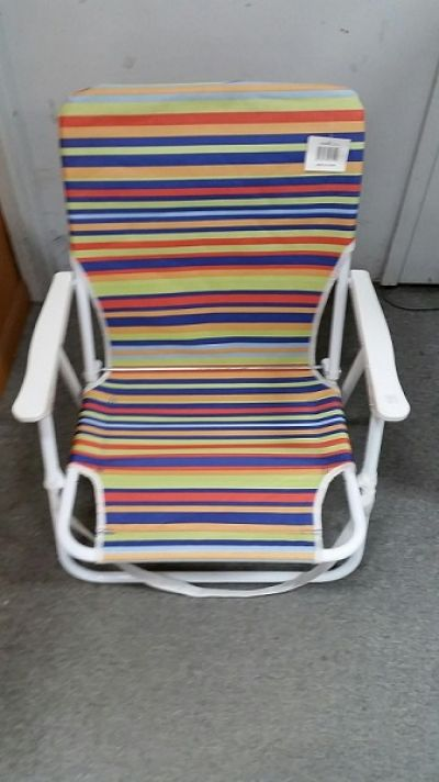 CAMPRO Beach low chair with carry sling