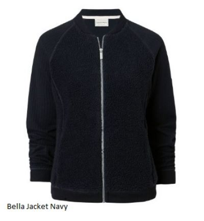 CRAGHOPPERS Ladies Bella Jacket in Navy