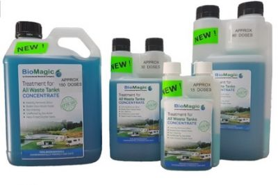 BIO MAGIC Treatment for All Waste Tanks 1 litre