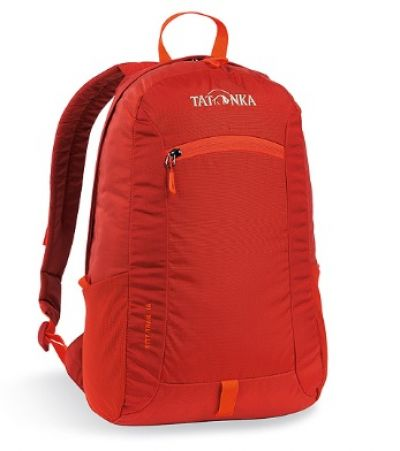 TATONKA City Trail 16 litres Day Pack in Red Brown