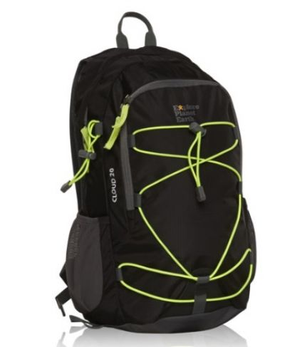 EPE Cloud 20litre Day Pack - Black