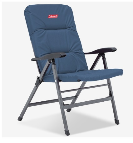 COLEMAN Pioneer 8 Position Chair
