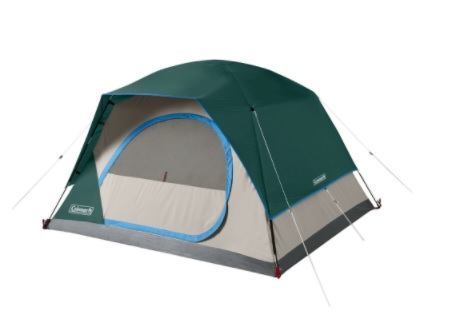 COLEMAN 4 Person Quick Dome Tent