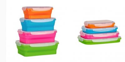 Collapsible Storage Containers 4 pack