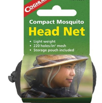 COGHLANS  Adult Compact Mosquito Head Net