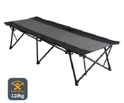EPE Easy Fold Stretcher 110kg Capacity