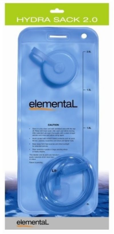 ELEMENTAL Hydra Sack 2 litre bladder