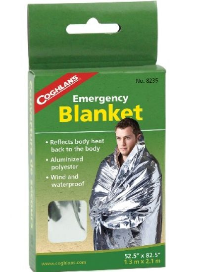 COGHLANS Emergency Blanket