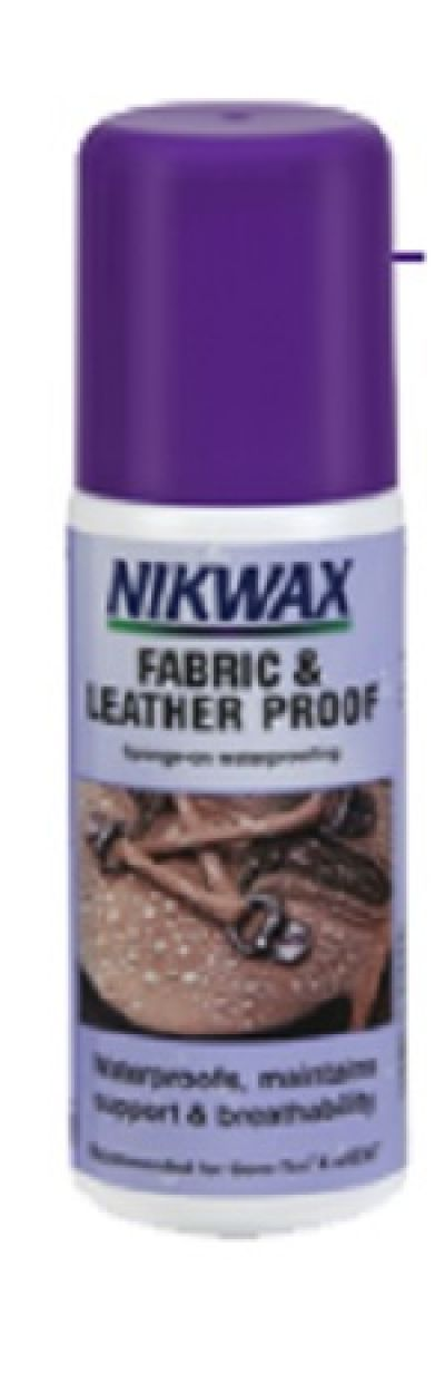 NIKWAX Fabric and Leather Water Proof for Boots