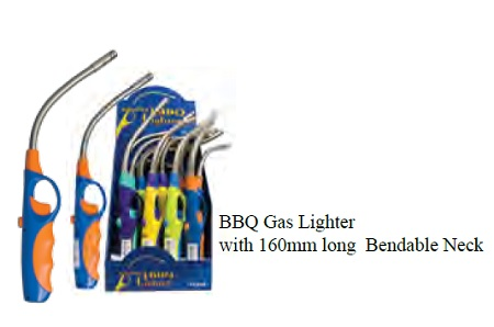 OUTDOOR MAGIC Gas Lighter with bendable neck