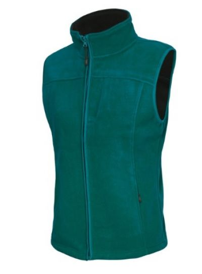 ADVENTURELINE Ladies Glacier Vest in Teal