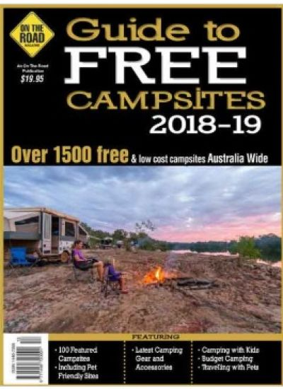 Guide to Free Campsites 2018 - 2019