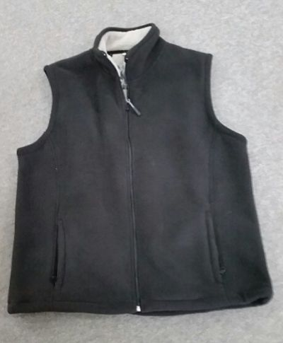 GUM AUSTRALIA Mens Vest in Black