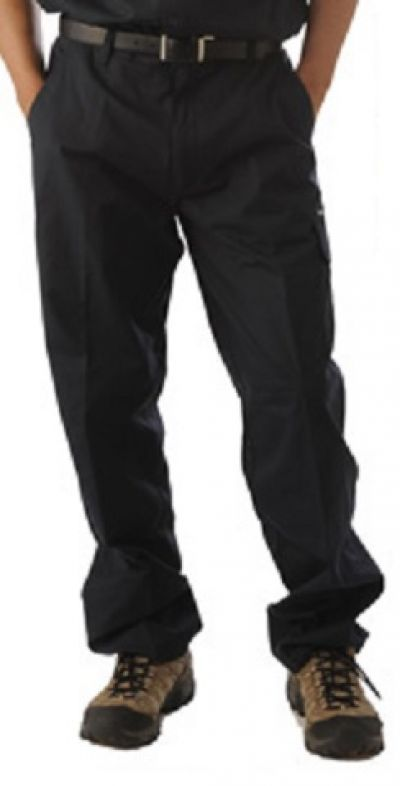 HUSKI Mens Rugged Pants in Navy