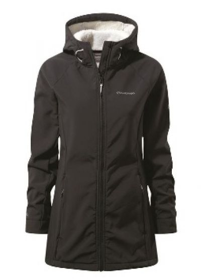CRAGHOPPERS Ingrid Womens Hooded Softshell