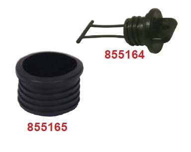 AXIS Kayak Scupper and Drain Plugs