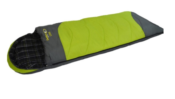 OUTDOOR CONNECTION  Adult Luna Sleeping Bag -5c rated