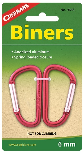 COGHLANS Mini Biners 6mm pair