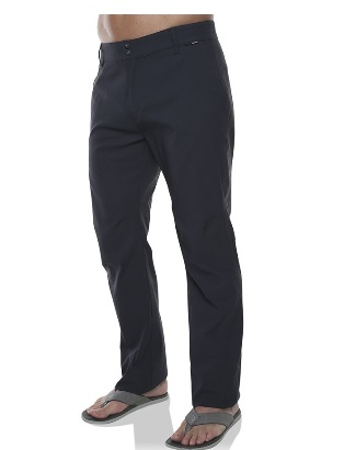 VIGILANTE Mens Pacific II Stretch Pant in India Ink colour