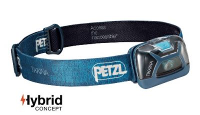 PETZL Tikkina 150 lumens Head Torch Blue