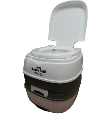 STIMEX Portable Camp Toilet