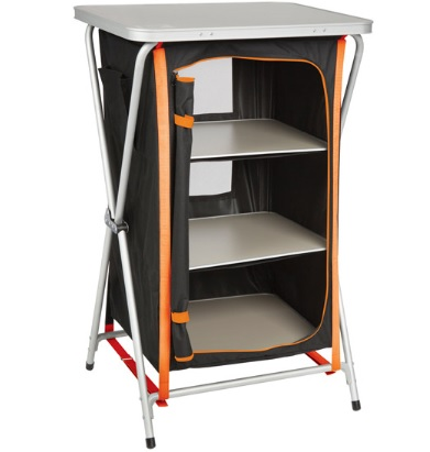 EPE Quick Fold 3 Tier Pantry
