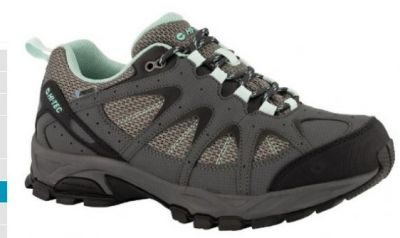 HITEC Womens Quixhill Trail Low Walking Shoe