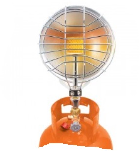 Radiant LP Gas Heater
