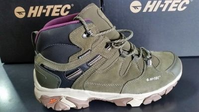 HITEC Womens Ravus Adventure Mid Waterpoof  Walking Boot
