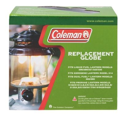 COLEMAN Replacement Globe for Lanterns