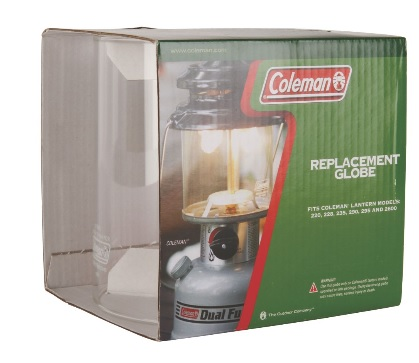 COLEMAN Replacement Globe 1219974