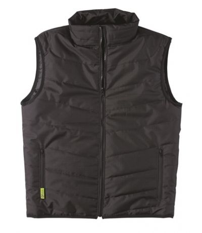 BRAHMA Resolution Padded Vest - Black
