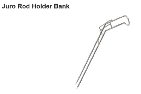 JURO Rod Holder Bank