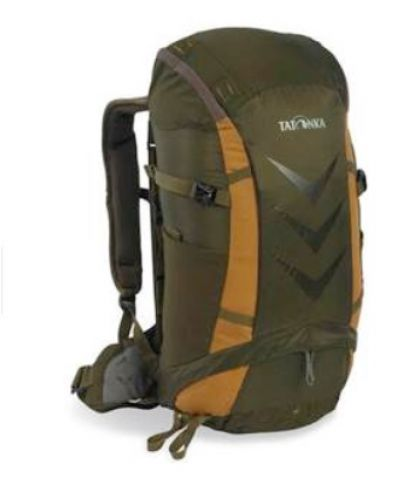 TATONKA Skill 30 litre Day Pack in Olive  with X vent Zero system carry system