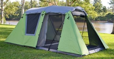 OUTDOOR CONNECTION Somerset 2 Room Dome Tent