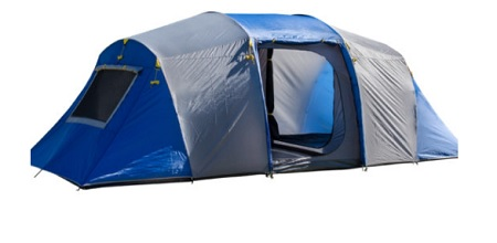 OUTDOOR CONNECTION Somerset 3 Room Tent